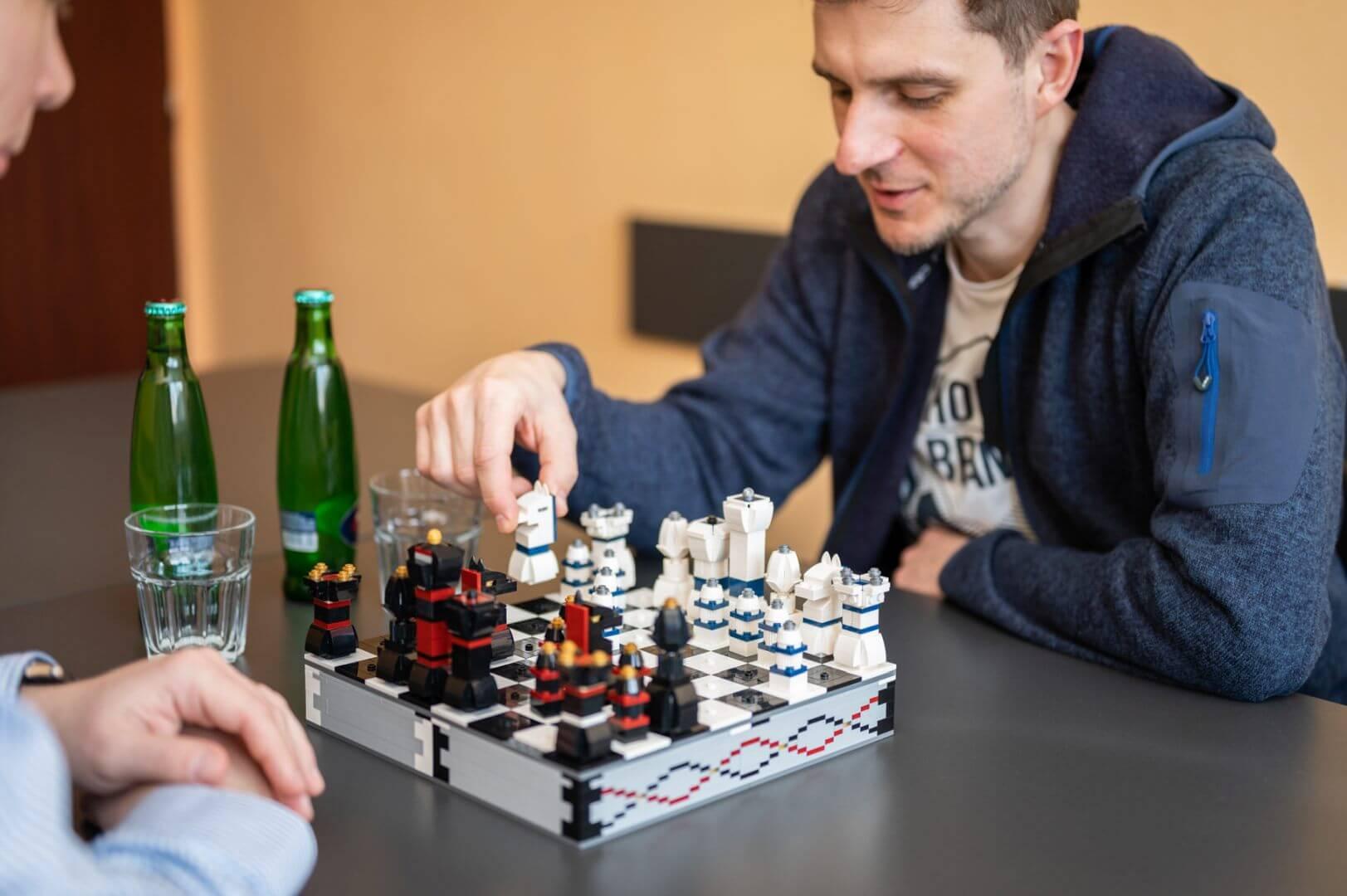 šach v škole